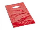 Sacchetti di plastica Manico a Fagiolo